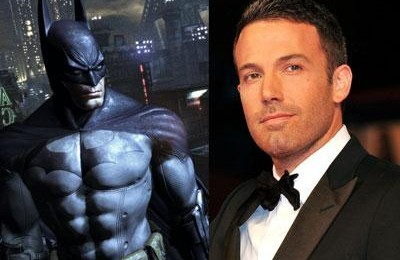 Un message de Batman pour Ben Affleck