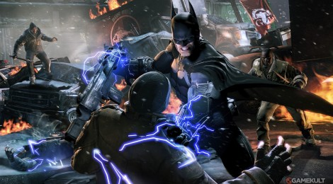 "Critique : jeu ""Batman Arkham Origins"""