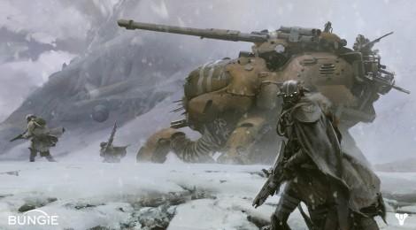 Destiny : le nouveau FPS des créateurs de Halo bientôt dans les bacs !