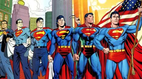 Un court-métrage animé pour les 75 ans de Superman !
