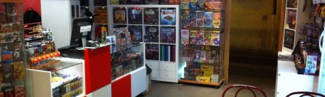 """Boutique de jeux """"La perle r@re"""""""