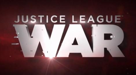 """Un extrait pour l'animé """"Justice League : War """" !"""
