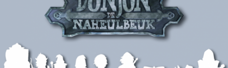 """Le donjon de Naheulbeuk"" en série animée !"