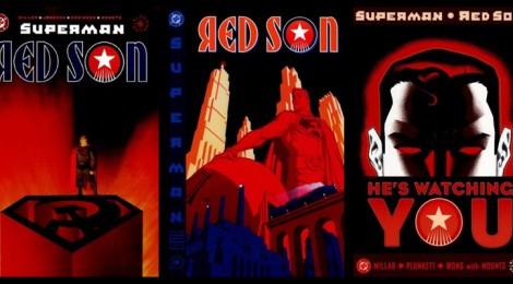 """L'intégralité de """"Superman : Red Son"""" sur Youtube !"""
