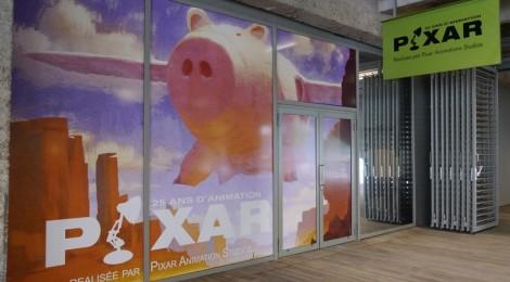 """Critique : Exposition """"Pixar : 25 ans d'animation"""""""