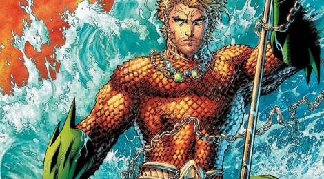 Aquaman : une première image de Jason Momoa !