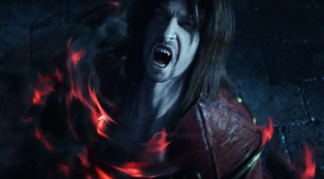 """Une nouvelle vidéo pour le prochain jeu """"Castlevania"""""""