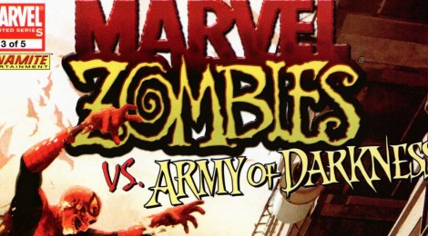 Un fan-film Marvel Zombies vs Army of Darkness