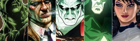 Justice League Dark : un film d'animation finalement ?