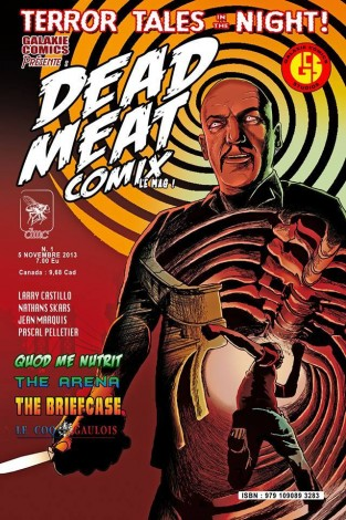 DEAD MEAT COMIX #1