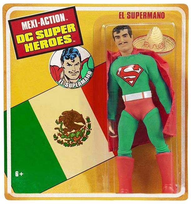 superman mexicain