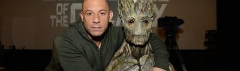 """Vin Diesel: Après """"Les gardiens de la Galaxie"""" un autre Marvel de prévu?"""