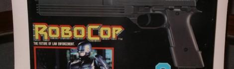 Pour les geeks de Robocop !