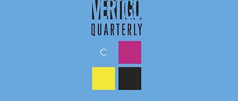 Nouvelle anthologie très design chez Vertigo - CMYK