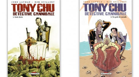 L'ovni du mois : Tony Chu Détective Cannibale