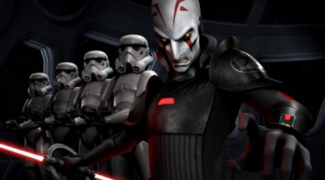 Star Wars Rebels : le trailer !
