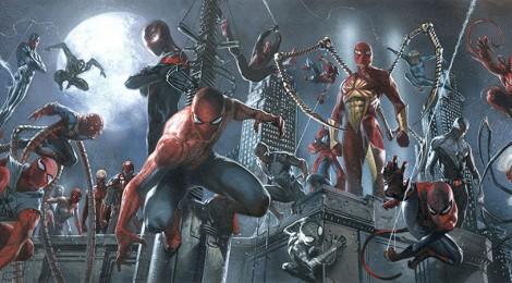 Tous les Spider-Men bientôt réunis !