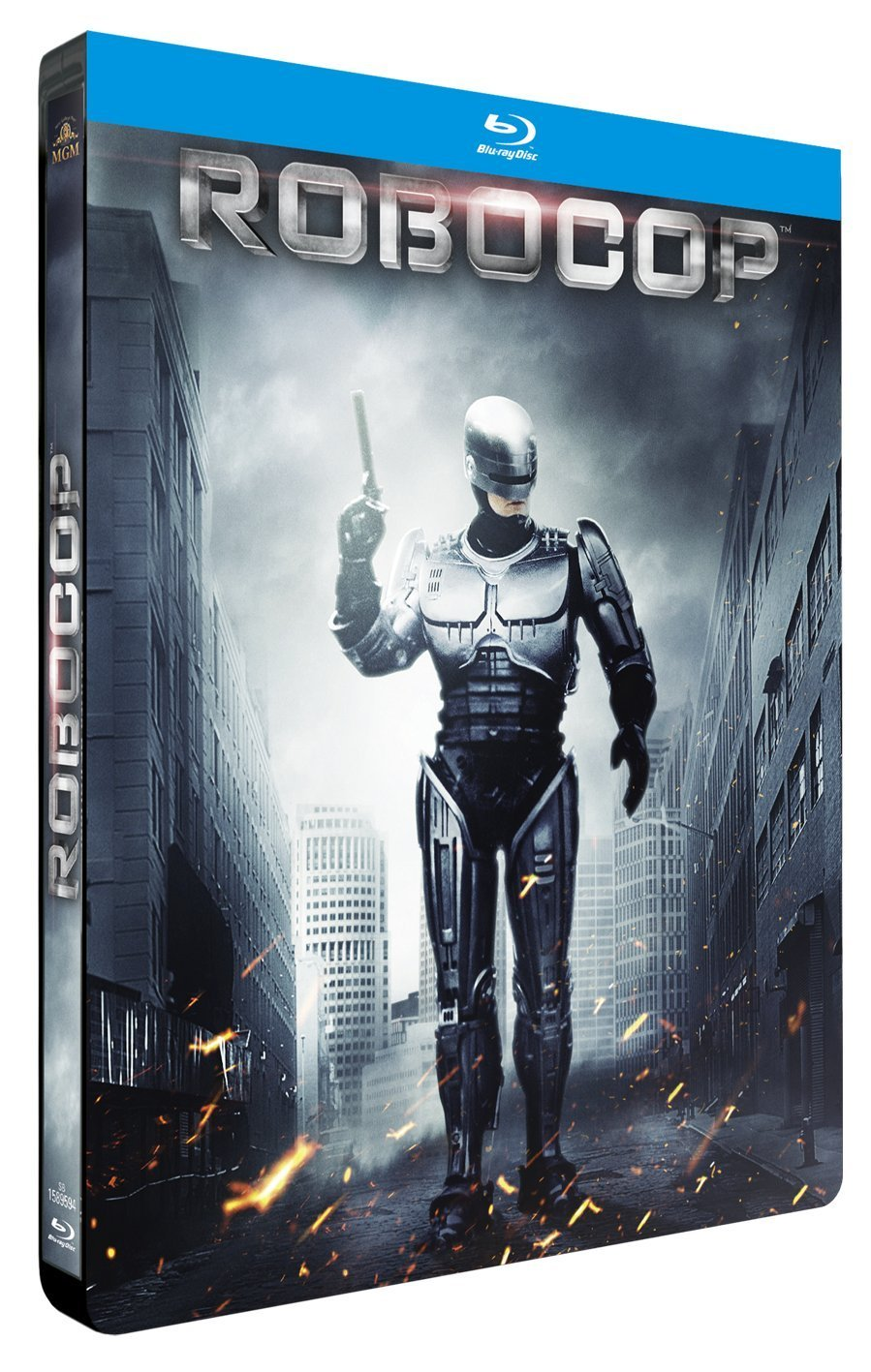 bluray robocop