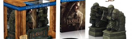 """Un beau coffret Blu-ray pour """"La Désolation de Smaug"""" !"""