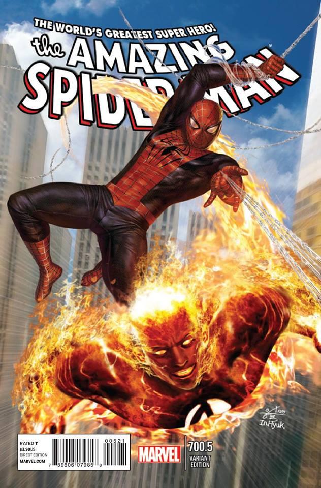 panini comics spider-man