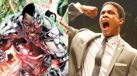 Cyborg arrive dans le prochain film DC Comics de Zack Snyder !