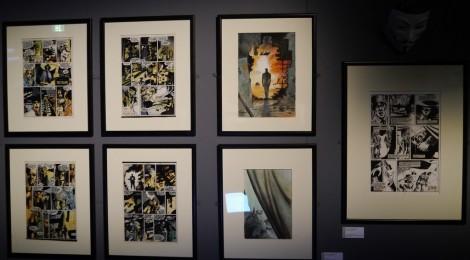 """Critique : Exposition """"Alan Moore"""""""