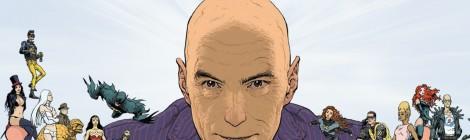 Grant Morrison souhaite écrire The Flash