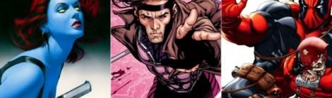 Des spin-off en projet sur Mystique, Gambit et Deadpool ?