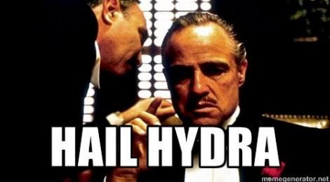 Hail Hydra !