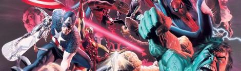Galerie de variant covers d'Alex Ross pour les 75 ans de Marvel