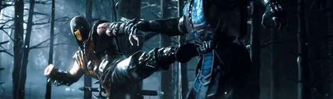 Un trailer pour le prochain jeu Mortal Kombat !