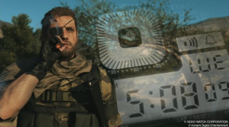 Un superbe trailer pour Metal Gear Solid V : The Phantom Pain !