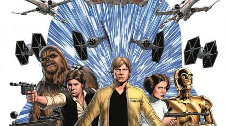 Des nouveaux comics Star Wars chez Marvel en 2015