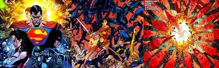 Infinite Crisis en 5 tomes par Urban Comics