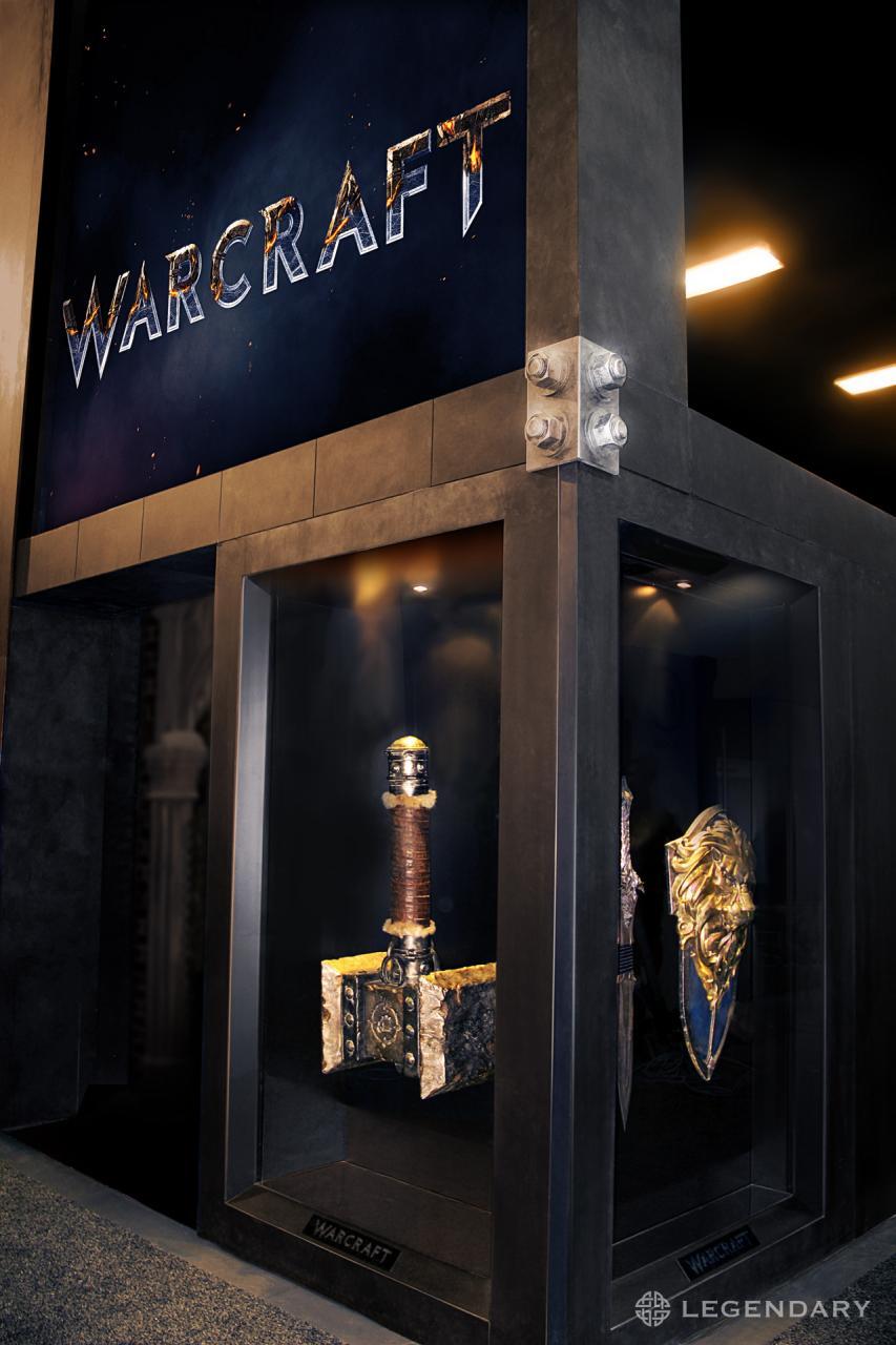 les armes de Warcraft
