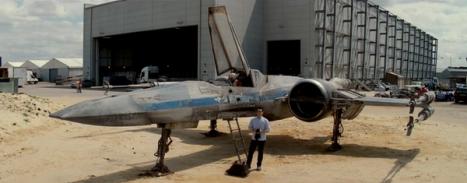 Un X-Wing se dévoile pour la bonne cause !