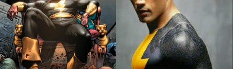 The Rock sera Black Adam