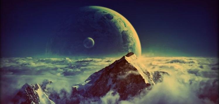 montagne science-fiction