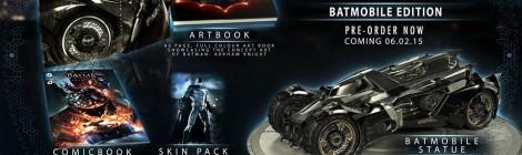 Batman Arkham Knight : les éditions collectors et une nouvelle date !