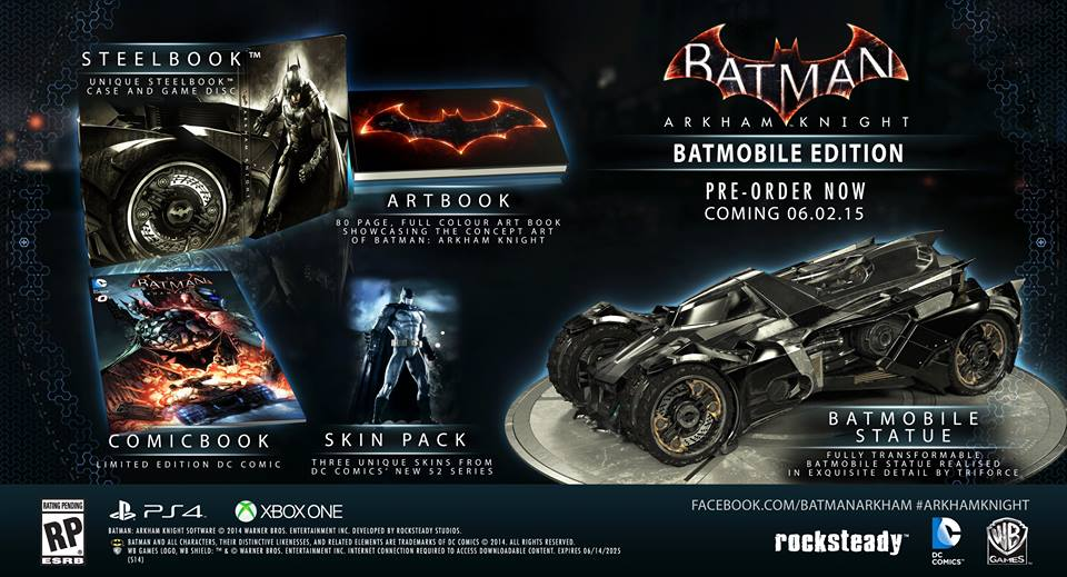pack batman arkham knight 1