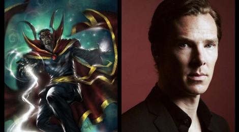Doctor Strange : Benedict Cumberbatch pour le rôle ?