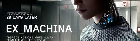 Ex Machina, le trailer d'un film de science-fiction ambiguë