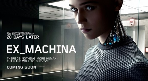 Ex Machina, le trailer d'un film de science-fiction ambiguë
