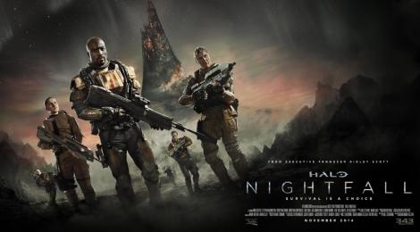 Halo Nightfall : la série du jeu produite par Ridley Scott !