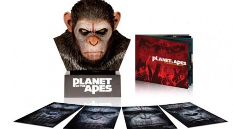 La Planète des Singes : pleins de coffrets collectors !
