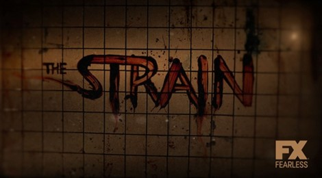 "Critique : la série ""The Strain"""