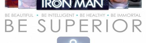 Critique VO : Superior Iron Man #1 et #2, le plaisir coupable