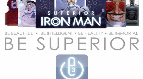 Critique VO : Superior Iron Man #1 et #2, le plaisir coupable