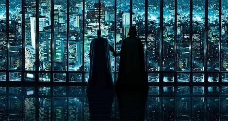 Batman vs Dark Vador : la vidéo !