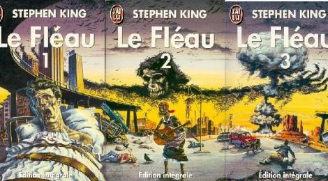 """4 films pour l'adaptation ciné du """"Fléau"""" de Stephen King !!!"""